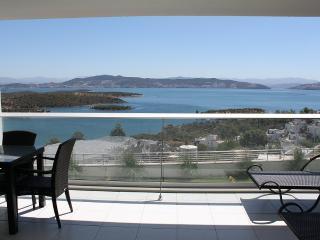 Aegean sea veiw from Living room and tarace