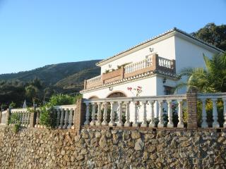 The beautiful Finca Los Gorriones set in the Mijas mountains, Mijas Pueblo
