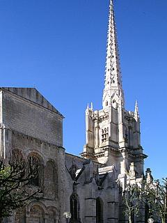 Lucon cathedral