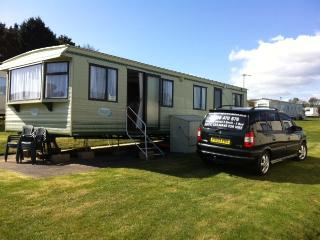 w26 Spacious 8 Berth, 3 Bed, sea Views 35 x 12. Our personal favorite.