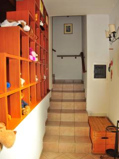 Staircase - Villa Central Varenna