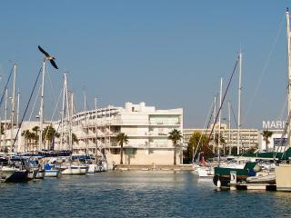 Fantastic Penthouse Apartment, just on the door step  of many luxurious yachts.
