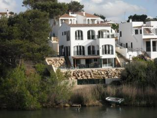 Villa in Addaya with stunning sea and river views, Port d'Addaia
