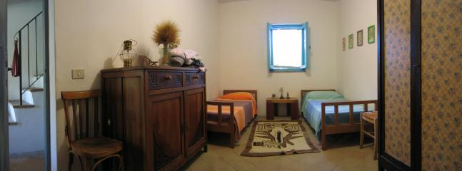Casale - Bedroom ground floor