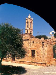 Ancient monastery in Ayia Napa