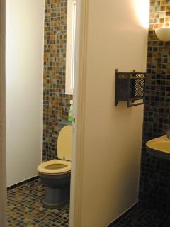 Art Deco toilettes
