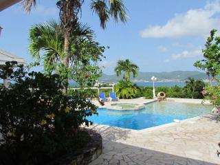 La Siesta at Terres Basses, Saint Maarten - Ocean View, Large Pool, Short Walk to Bay Rouge Beach