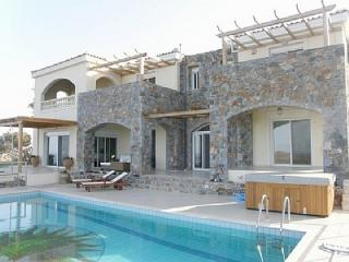 La Mirage Villa, Elounda