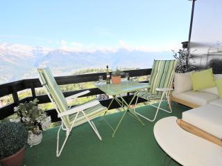 La Foret Apartment, Nendaz with amazing views