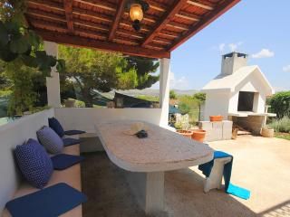 Villa Calma in secluded bay-island Brac for 6+1
