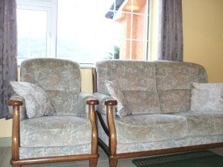 Comfy Seating in Valley View Cottage
