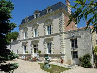 The elegant Manoir de Gourin in beautiful french countryside