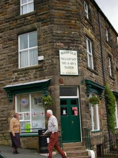 Longnor Fish and Chip Shop our favourite.