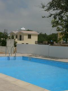 Large pool for a good swim