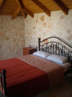 Top floor, master bedroom ensuite