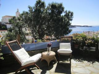 terraza y magnificas vistas, Cadaques