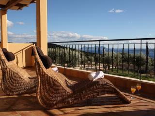 Villas Armeno- Maria, Luxury villa  with see view