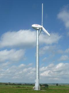 Our 15Kw wind turbine