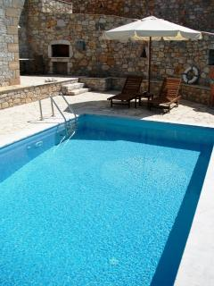 Luxury villa Ialeira in Stoupa with stunning sea views and privacy