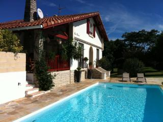 VILLA SEA VIEW, POOL, BY BEACH, St-Jean-de-Luz