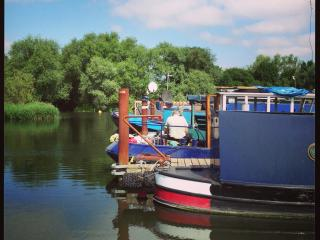 Peewit 60ft. Modern Narrowboat, Great Billing