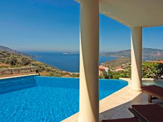 Villa Narin a delight: stunning private location., Kalkan