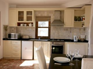 Penthouse Ada Manzara has a fully equipped kitchen