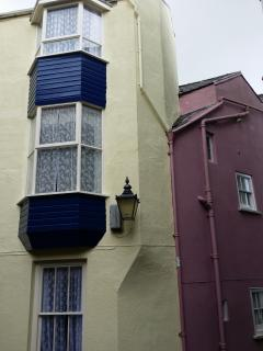 Corner down to Harbour via Crackwell Street