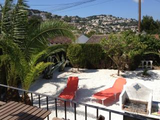 Casa del Rubio: Refurbished Moraira holiday villa