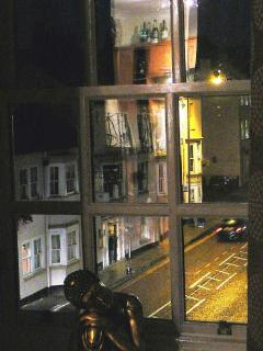 Historic Street View from Moonlight Apartment, Durham