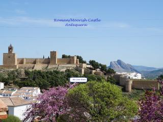 """Los Laureles""  Roof Top Apt. with impressive views., Antequera"