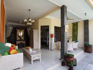 Mango Leaf Private Villa - Living Room