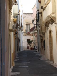 Nice village to explore nearby Campomarino, like Manduria or Maruggio