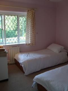 Twin Bedroom - Ideal For Children Sharing