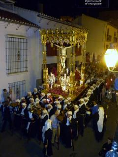 'San Juan' Procession Patron Saint of Antequera He parades through the Town once a year.