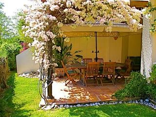 Sun all day in your own private, south facing garden