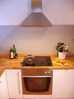 Interior Shot - Kitchen