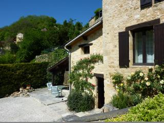 Le Rouquet garden apartment, Castelnaud-la-Chapelle