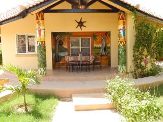 Superbe Villa au Baobolongs a Saly avec acces a la piscine + plage et prox golf