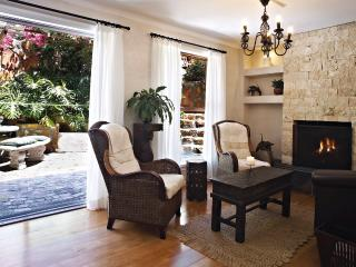 Courtyard Suite - private courtyard and fire place, Cape Town Central
