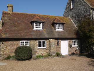 Annie's Cottage, a very pretty chocolate box style cottage on two levels., Ramsgate