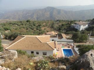 Casa la Molina from abaove