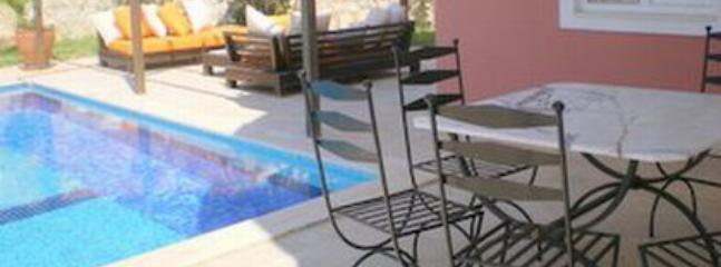 Relax or enjoy a barbecue by the pool