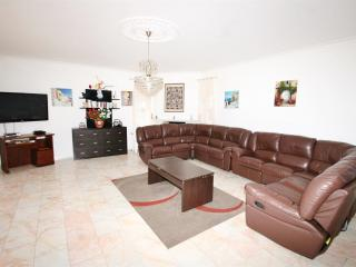 Lounge With Large LCD TV