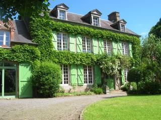 La Roseraie, Saint-Hilaire-du-Harcouët