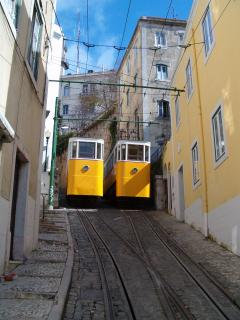 Lavra elevator to take you to Liberdade Avenue