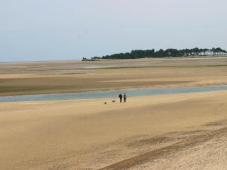 One of the many fabulous beaches just a few miles from Church Farm Barns
