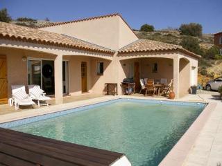 Villa Vu Méditerranée, Fitou