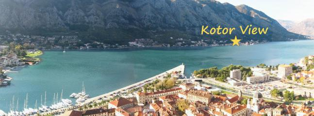 Kotor View is walking distance to the Old Town