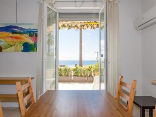Spacious 3 bedroom apartment in Cannes with view of the sea